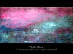 Large ORIGINAL Abstract Modern Art Contemporary by HOUSEARTGALLERY, $269.00