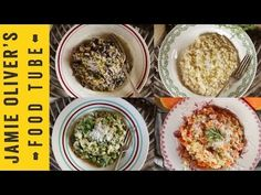 ▶ How To Make Perfect Risotto 4 ways | Gennaro Contaldo - YouTube This guy is great!