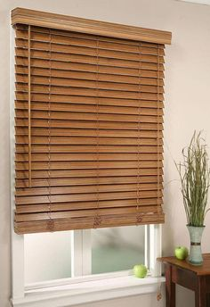 Home Blinds Window treatment Window covering Window blind Interior design Wood Furniture Shaker Style Interior Doors, House Paint Interior, Wood Interior Design, Wood Design, Blinds For Windows Living Rooms, House Blinds, Blinds For Large Windows, Window Blinds, Room Window