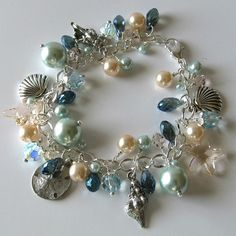 SeaShell Bracelet- cruise accessories