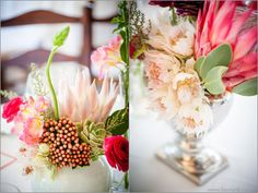 Gorgeous Cape Blooms http://eventsbyclassic.com