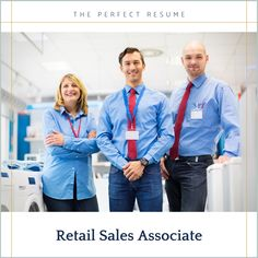 Do you want to apply for a Retail Sales Associate position to help you get closer to your career goals? Applying for jobs on Seek, LinkedIn, and other job boards can be a time-consuming process, however, to streamline the process, you can ensure your resume writing helps you to stand out from the crowd, and your online profile helps you to get an interview! Resume Writing Tips, Writing Help, Resume Review, Industry Research, Writing A Cover Letter, List Of Skills, Perfect Resume, Online Profile, Career Goals