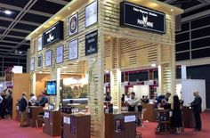 Hong Kong Wine & Spirits Fair 2015
