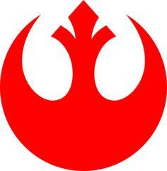 Star Wars: Rebel Alliance logo, for Rebel Record