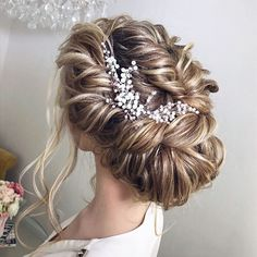 Beautiful Wedding updos for long hair. Get inspired with this hand-picked bundle of bridal that are sure to bring out your,wedding hairstyles for medium