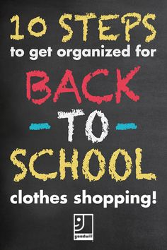 Here are some great tips! Get a step ahead by organizing and prepping for some savvy shopping. The Goodwill, Goodwill Finds, Back To School Sales, Back To School Outfits, School Organization, Organizing, Goodwill Industries, Getting Organized