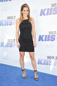Candace Cameron-Bure attended KIIS FM's Wango Tango 2014 at the StubHub Center in Los Angeles on May 11, 2014.