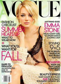 Emma Stone Editorial