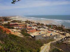 Canoa Quebrada - Ceará - Brasil