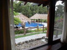Hosteria in jungle