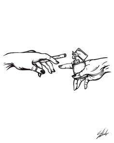 ♥ Non Omnis Moriar ♥ Trippy Drawings, Dark Art Drawings, Art Drawings Sketches, Tattoo Sketches, Tattoo Drawings, Flash Art Tattoos, Body Art Tattoos, Rauch Tattoo, Smoke Tattoo