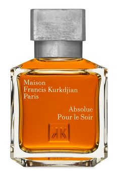 Absolue pour le Soir, Maison Francis Kurkdjian, one of the most sensual intense creations we know..  www.perfumelounge.nl   Amsterdam
