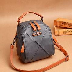 2093bcfbd Hot-sale designer Women Faux Leather Mini Phone Bags Double Layer Crossbody  Bags Online -
