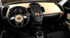 2012 #KIA Soul Steering Wheel
