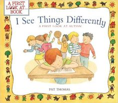 I See Things Differently: A First Look at Autism (Paperback)