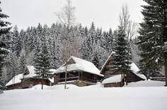 Vianoce v duchu tradícií: Skanzen Vychylovka - Múzeum kysuckej dediny