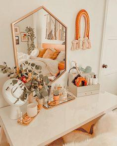 Cute Bedroom Decor, Room Ideas Bedroom, Bedroom Inspo, Cute Room Ideas, Boho Room, Aesthetic Room Decor, Dream Rooms, Dream Bedroom, Cool Rooms