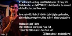 #CarlosHernandez , #CJHernandez , #comedian