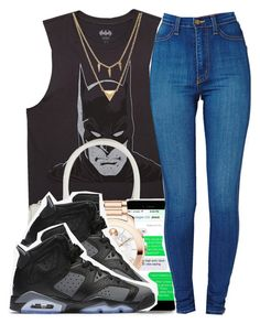 """""""REEDITED"""" by polyvoreitems5 ❤ liked on Polyvore featuring Forever 21, Prada, Vibrant, Edge of Ember, Movado and NIKE"""