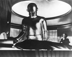 """""""Day the Earth Stood Still, The"""""""