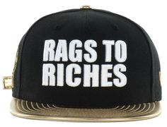 Monopoly Rags To Riches 9Fifty Strapback Cap by NEW ERA x HASBRO