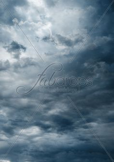 Scenic Clouds Photography Photo Backdrop For Sports & by FabDrops