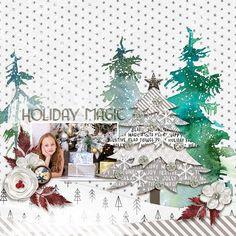 Holiday Magic - Scrapbook.com