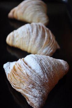 Sfogliatelle… an Italian tail, three ways November 27, 2013 by Crumbs of Love