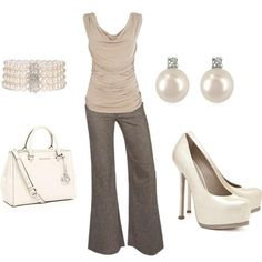 Wear to work, then great for a sophisticated night out!