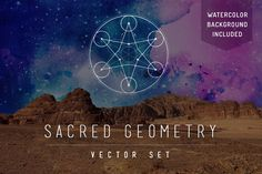 Check out Sacred Geometry Vector Illustrations by skyboxcreative on Creative Market