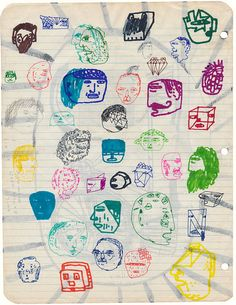 Faces by Craig Atkinson ✈, via Flickr