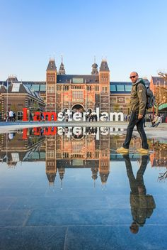 Amsterdam. I loved Amasterdam!Lots of art every where and so easy to get around.