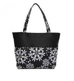 Beach Bag With Waterproof Material Inside.You Can Put Your Wet Burkini Into Our Beach Bags With Minimized Leaking Ratio. Tote Bag, Flower, Beach, The Beach, Totes, Beaches, Flowers, Tote Bags