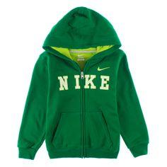 Myk og behagelig hettejakke fra Nike.