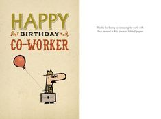 Happy birthday wishes for coworker - Happy birthday images For Colleague Funny Birthday Wishes For Coworker, Happy Birthday Colleague, Happy Birthday Pictures, Happy Birthday Funny, Happy Birthday Wishes, Funny Wishes, Birthdays, Thankful, Crafts