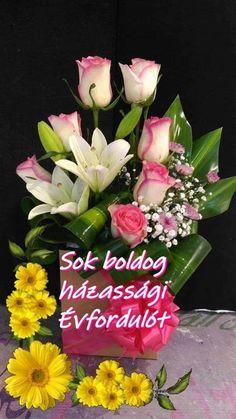 Floral Wreath, Happy Birthday, Wreaths, Marriage Anniversary, Happy Brithday, Floral Crown, Door Wreaths, Urari La Multi Ani, Happy Birthday Funny