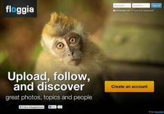 Partager des photos avec Floggia