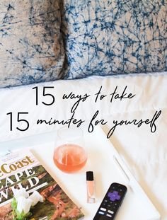 15 ways to take 15 minutes for yourself. Because you deserve it. It's as simple as grabbing a delicious snack for yourself. @cafe_breaks #ad #LoveCafeBreaks
