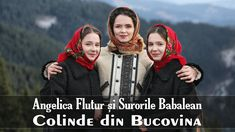 Angelica Flutur și Surorile Babalean - Colinde din Bucovina (colaj) Youtube, Movies, Movie Posters, Instagram, 2016 Movies, Film Poster, Films, Film, Movie