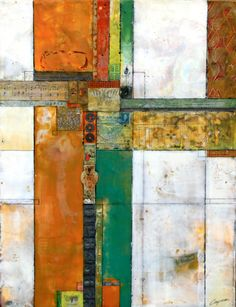 encaustic by Brad Hook