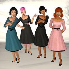 Clothing (Teen, Adult, Elder) - by Skellington