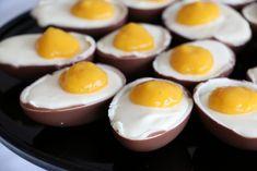 Ägghalvor som dessert | Fikastunder | Bloglovin'