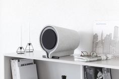 estragon uses composite cement to frame vonschloo home speakers