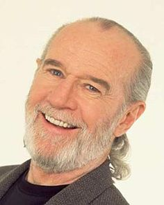 George Carlin- The official home of one of the most important and influential American stand-up comedian, social critic, actor, and author. Master And Commander, George Carlin, Stand Up Comedians, Hollywood Walk Of Fame, Celebs, Celebrities, Always Remember, Famous Faces, One Pic
