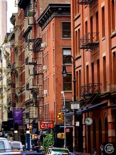 New York City - Soho............and we couldn't afford anything!!!!  lol