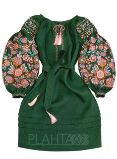 """Сукня з вишивкою """"Диво Дерево"""""""