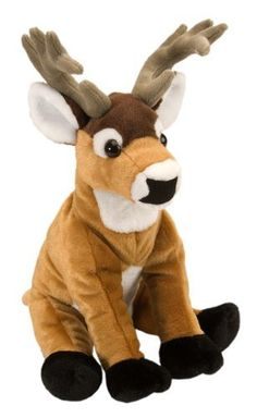 "Wild Republic Cuddlekins 12"" White Tailed Deer by Wild Republic, http://www.amazon.com/dp/B00705Y0D6/ref=cm_sw_r_pi_dp_Wbdesb0E3BEYJ"