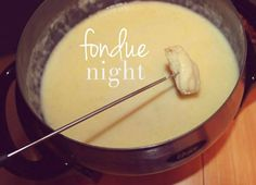 LPF Entertains: 70's Fondue Night & Classic Swiss Fondue Recipe