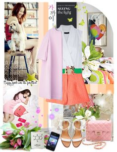 """""""Sugar, Spice and Everything Nice"""" by pattykake ❤ liked on Polyvore"""