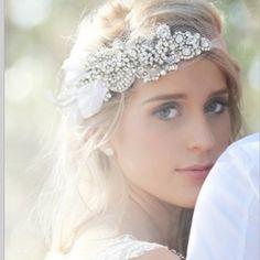 Bridal glamour - Wedding look